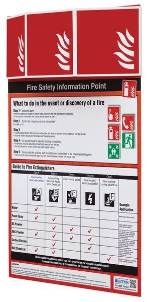 Fire Safety Information Point - Seton