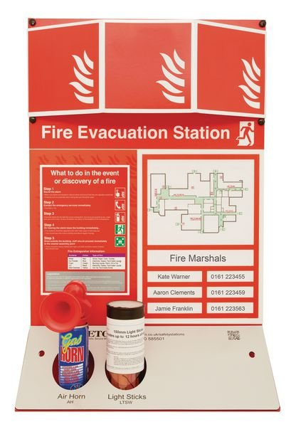 Fire Evacuation Stations