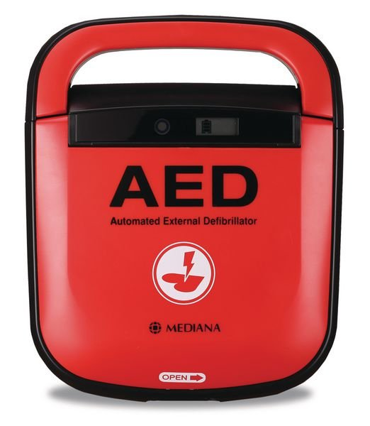 Mediana HeartOn Defibrillator & Casualty Prep Kit - Defibrillators