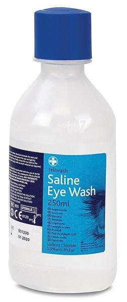 Saline Eye Wash - Pack of 10