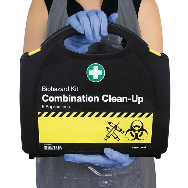 Combination Clean Up Kit