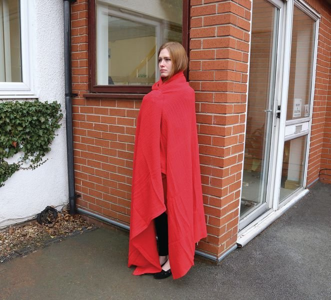 Cotton First Aid Blanket - First Aid Room Equipment