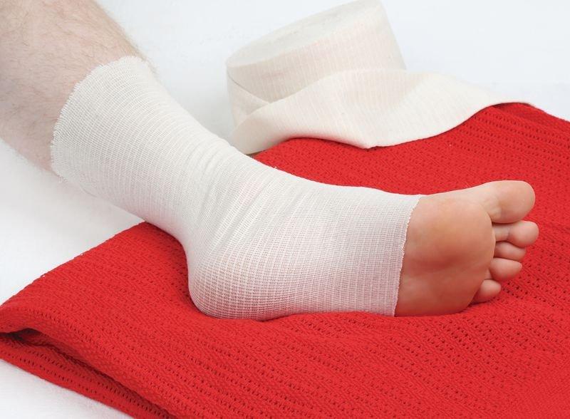 Cotton First Aid Blanket - First Aid Supplies
