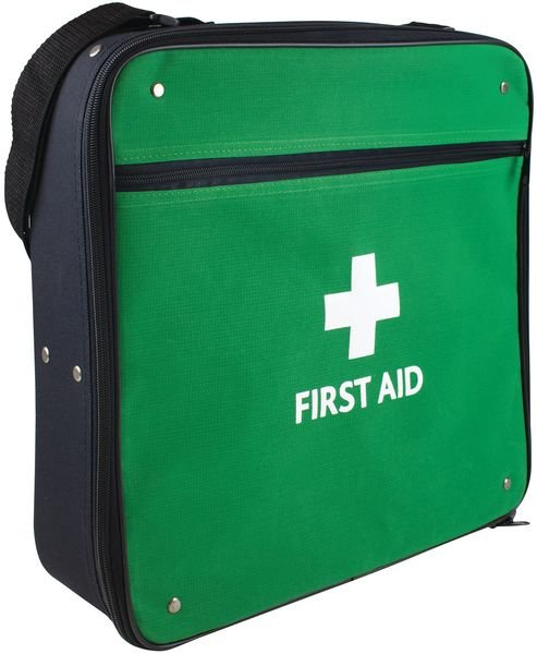 First Response First Aid Kit In Shoulder Bag