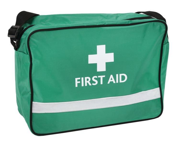 British Standard Compliant Grab Bag First Aid Kit - Seton