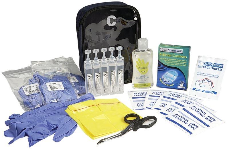 SteroSport Complete Medical Case - Seton