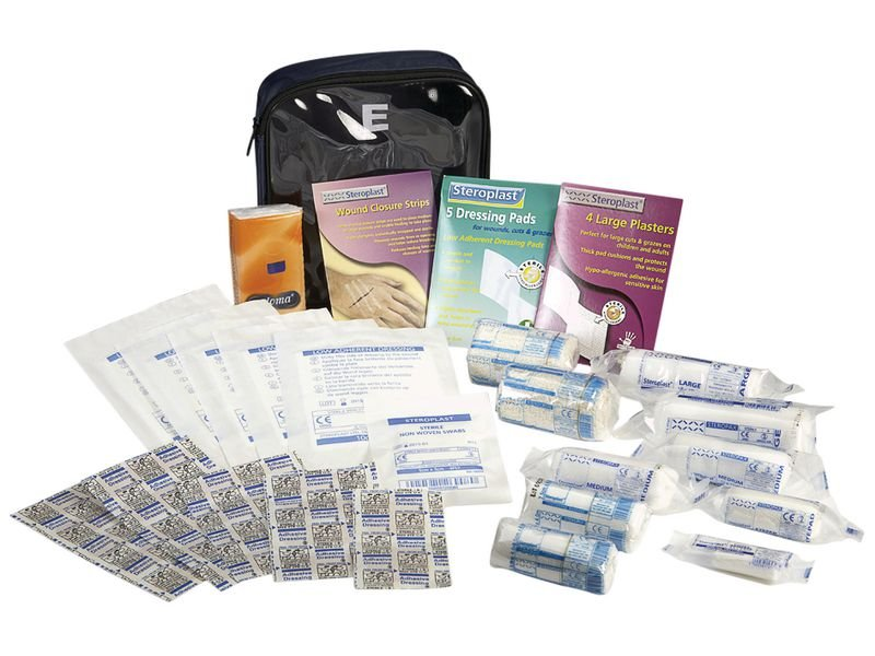 SteroSport Complete Medical Case - Sports First Aid Kits