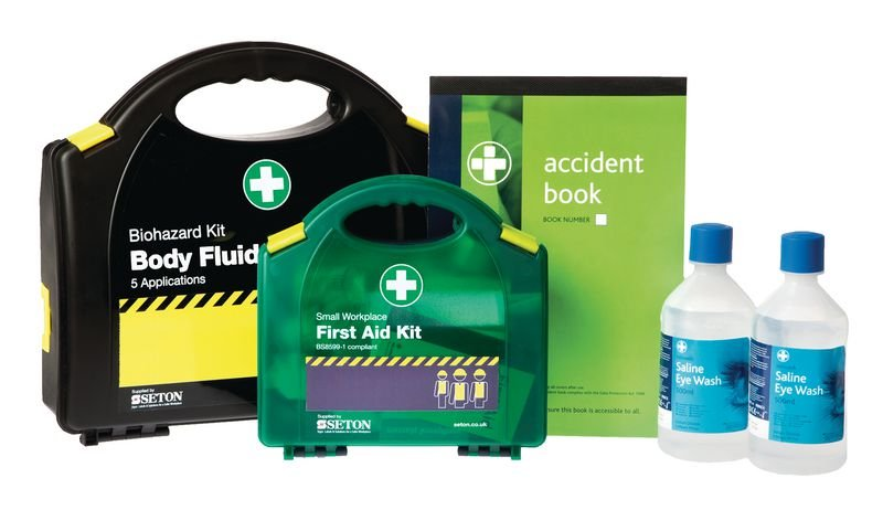 First Aid Biohazard Station Refills