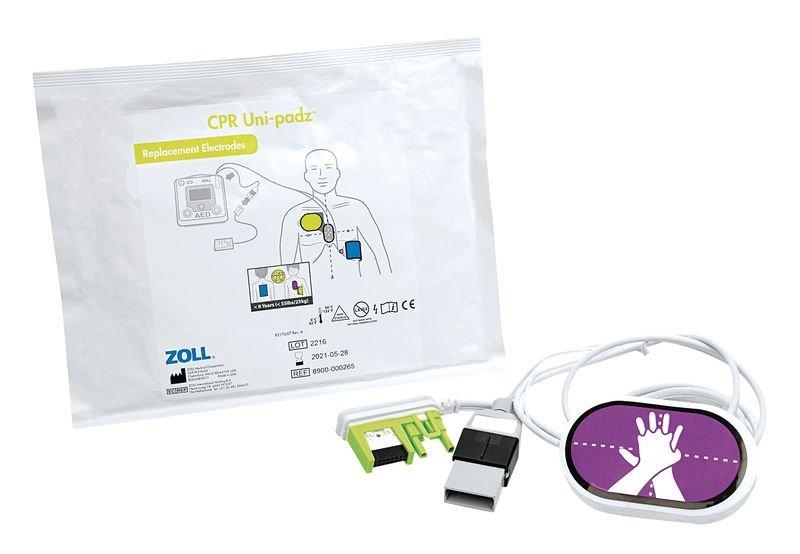 ZOLL CPR Uni-padz™ Electrodes - Seton