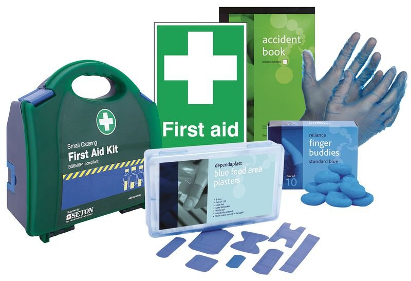 Catering First Aid Combination Kit