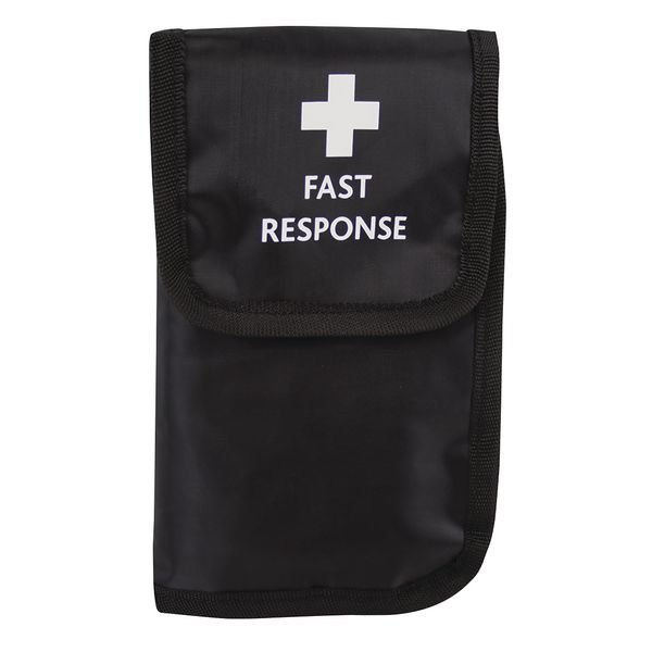 Fast Response First Aid Kit in Belt Wallet - Workplace First Aid Kits