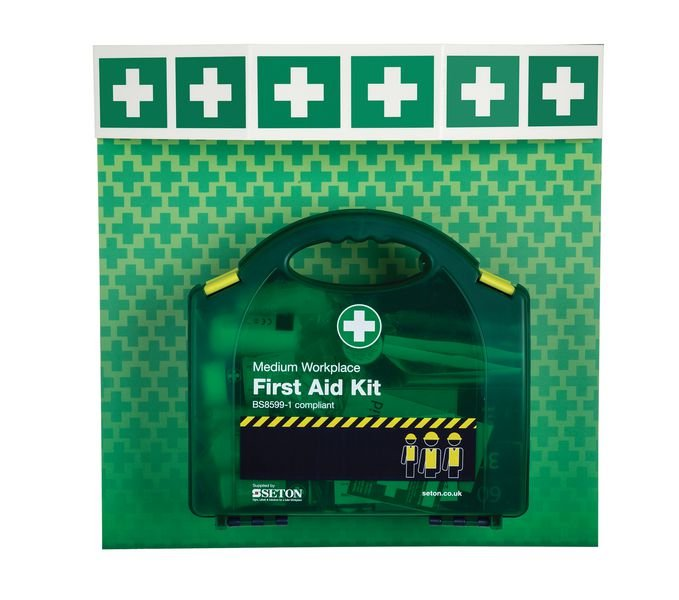 Modular British Standard First Aid Kit Mini Stations