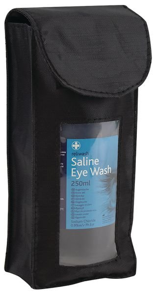 Saline Eye Wash Complete with Belt Pouch