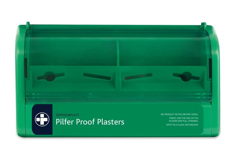 Pilfer Proof Plaster Dispenser - Seton