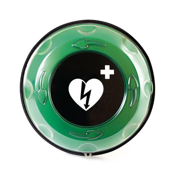 Rotaid Solid Plus Outdoor Defibrillator Cabinet - Seton