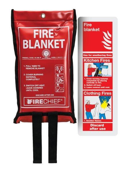 Fire Blanket Kits