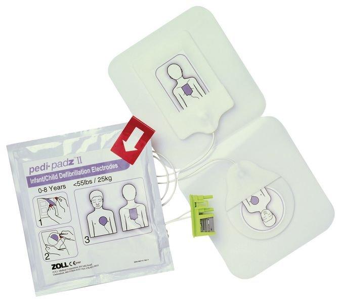 ZOLL AED Plus Child Infant Pedi-padz® II Electrodes