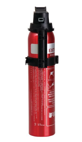 ABC Powder Fire Extinguisher - Safety Barriers