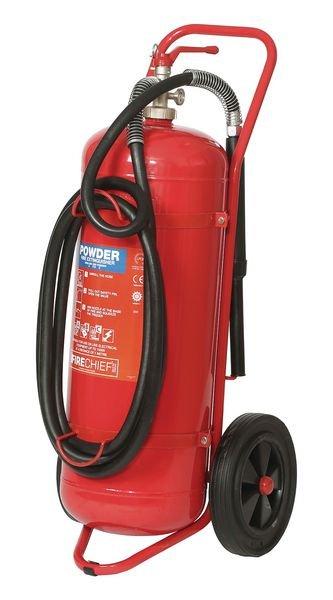 Mobile ABC Powder Extinguishers