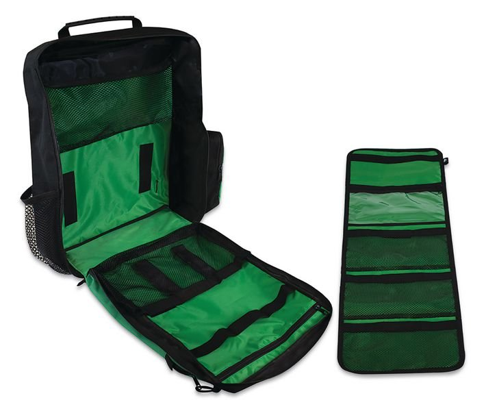 Portable First Aid Rucksack With Detachable Kit - First Aid Bags