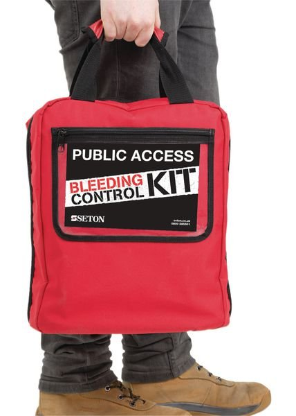 Public Access Bleeding Control Station