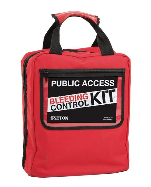 Public Access Bleeding Control Station - First Aid Stations & Storage