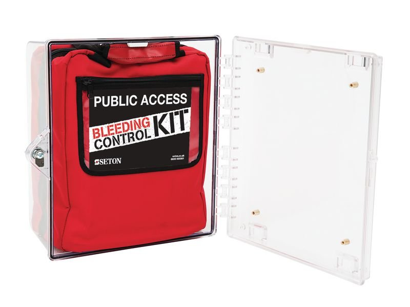 Public Access Bleeding Control Station - Seton