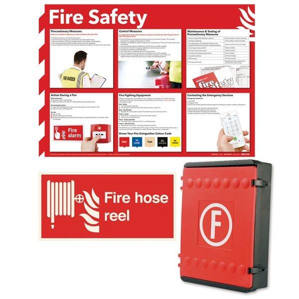 Fire Hose Cabinet Kit