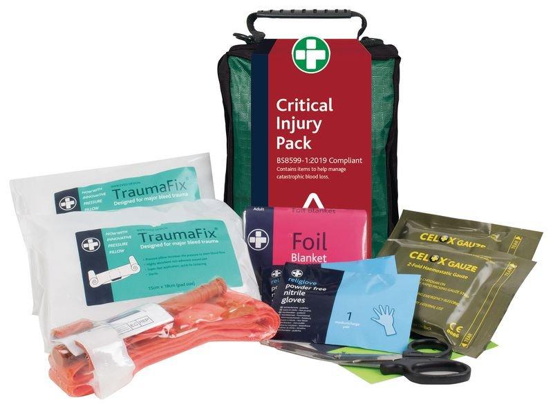 Critical Injury Kit - Seton