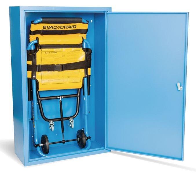 Evacuation Chair Internal Cabinet