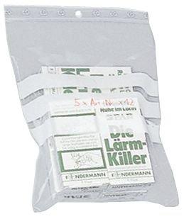 Write-On Self-Sealing Poly Bags