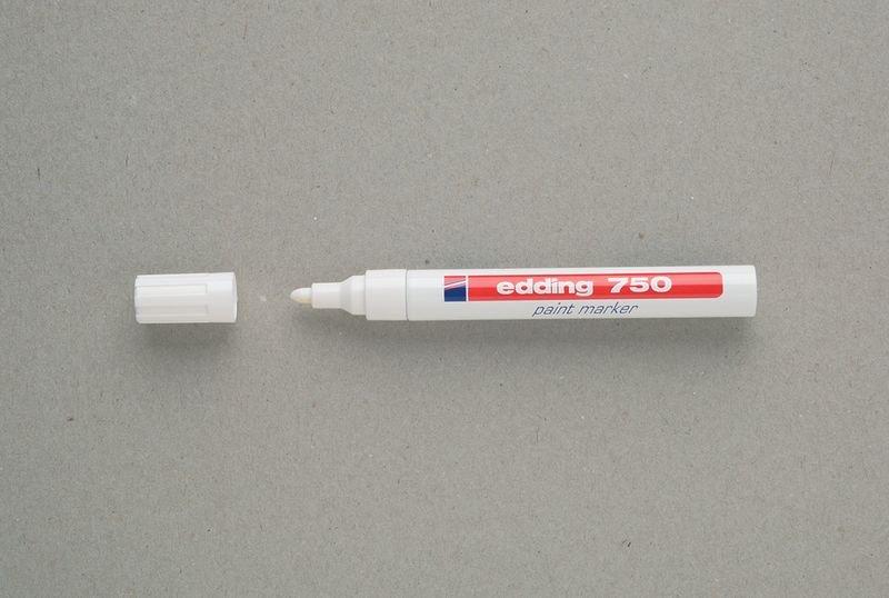 Edding® White Paint Marker Pen