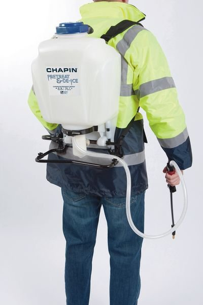 Liquid Ice Melt Knapsack Sprayer - Winter Safety Equipment