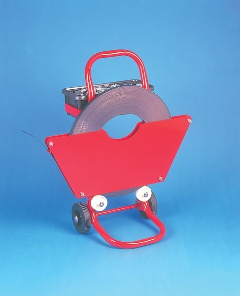 Mobile Steel Strapping Holder