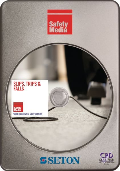Slips, Trips & Falls DVD