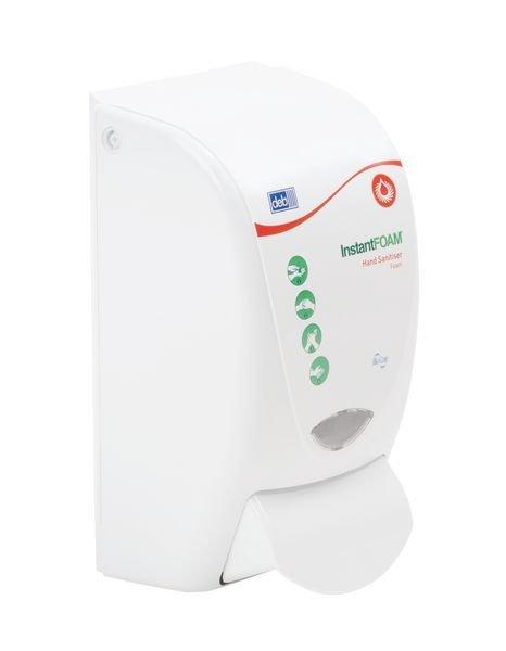 DEB InstantFOAM® Hand Sanitiser Kit with FREE Dispenser - Seton