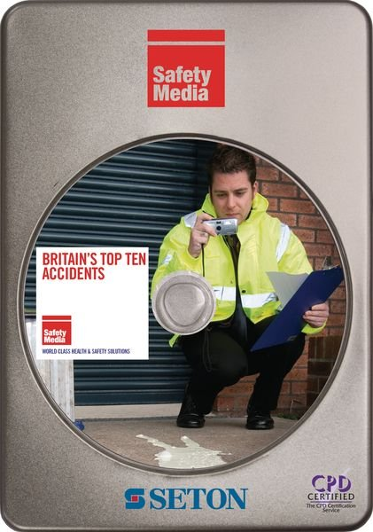 Safety Training DVD - Britain's Top Ten Accidents