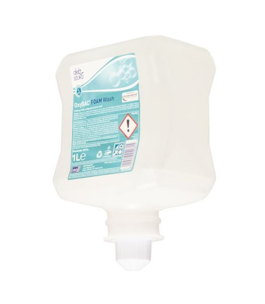 Deb OxyBAC™ Foam Wash Cartridge - Seton