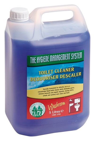 Toilet Cleaner Deodoriser/Descaler