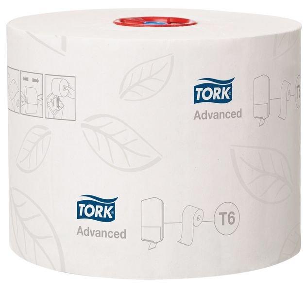 Tork® Midsize Toilet Tissue Rolls - Seton