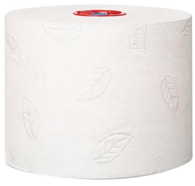 Tork® Midsize Toilet Tissue Rolls - Hazard Signs