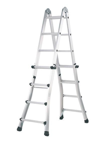 Telescopic Combination Ladders
