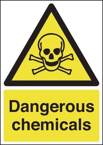 Dangerous Chemicals Signs