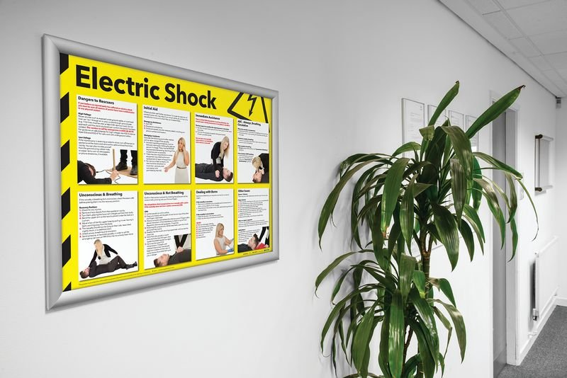 Hot Topic Rotating Poster Kit - 12 Months - Seton