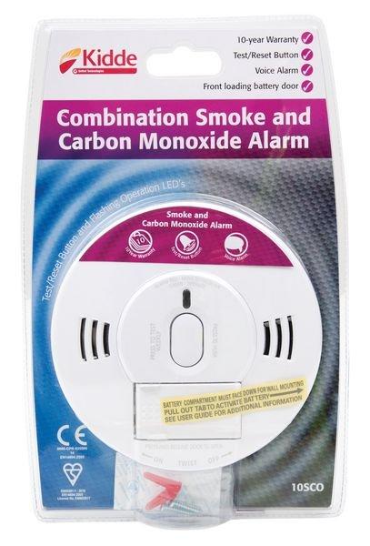 Carbon Monoxide & Smoke Detector