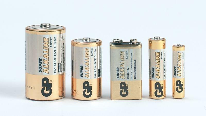 Alkacell Super Alkaline Batteries