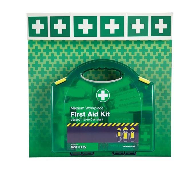 Modular British Standard First Aid Kit Mini Stations