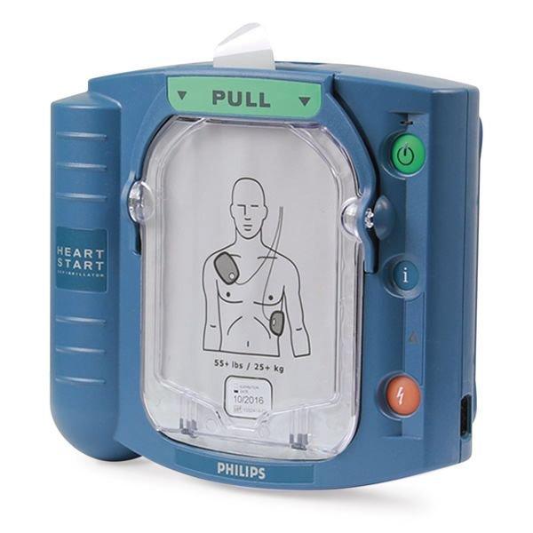 Philips HeartStart HS1 OnSite Defibrillator