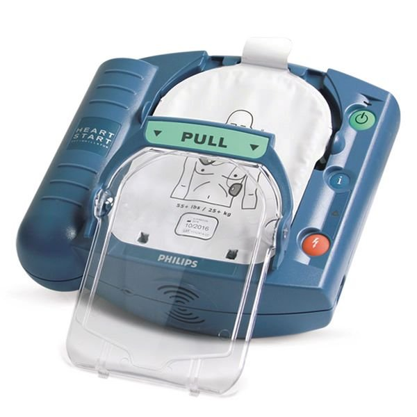 Philips HeartStart HS1 OnSite Defibrillator - Seton