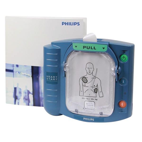 Philips HeartStart HS1 OnSite Defibrillator - Impact Protection & Safety Flooring